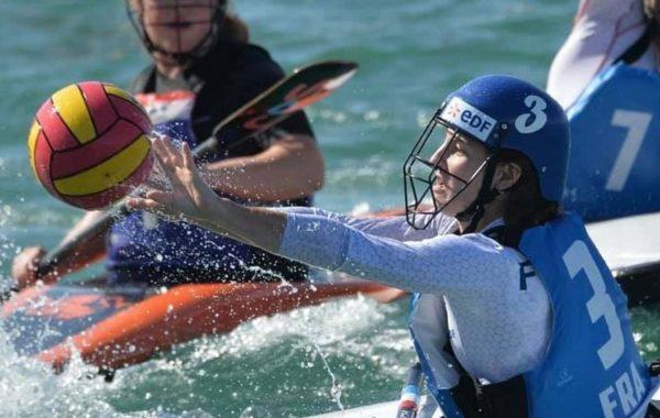 L'équipe de France de Kayak-Polo est championne d'Europe