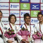 Les judokates avaient rendez-vous avec le Paris Grand Slam.