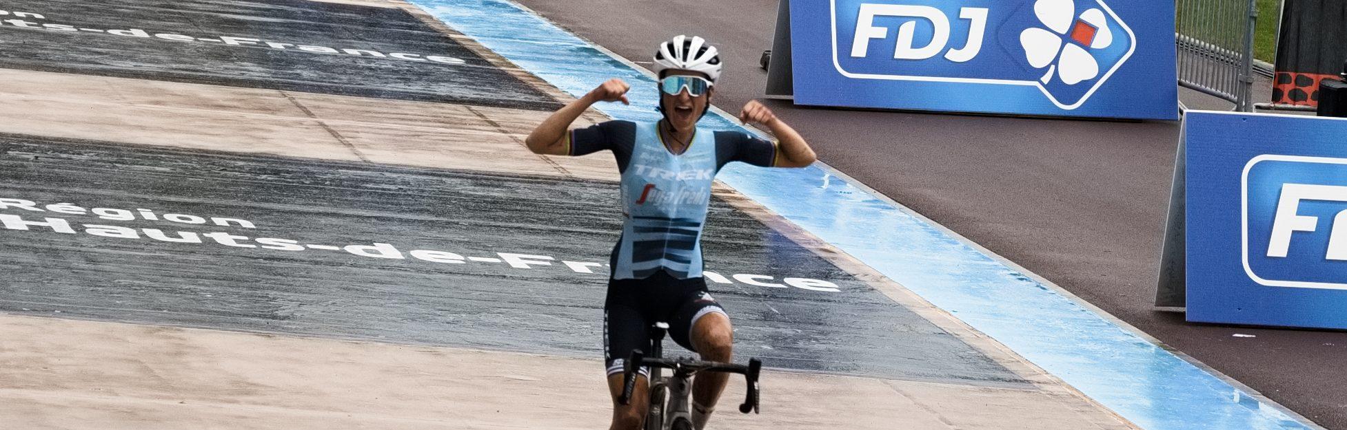 Le premier Paris-Roubaix est entré dans l'histoire